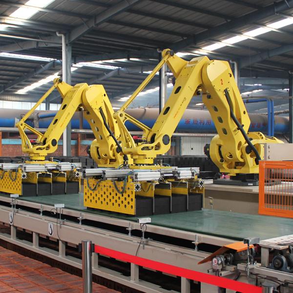 Robotic handling system